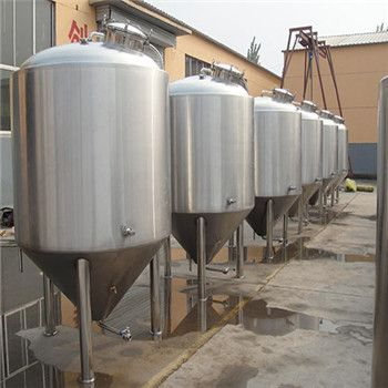 啤酒厂不锈钢钢格板在锥形发酵罐的应用越来越广泛